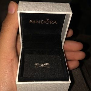 pandora ring size 4